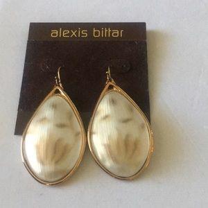 Alexis Bittar drop earrings